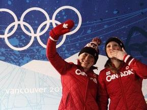 Бобслей: Канадские спортсменки берут два первых места