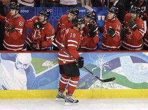Хоккей: Букмекеры считают Канаду фаворитом Олимпиады