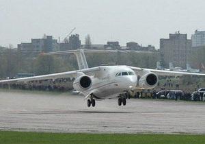 Ъ: Украина разрабатывает новый транспортный самолет