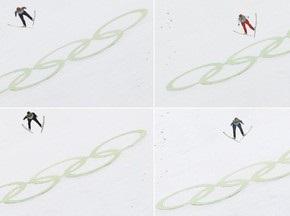 Лыжное двоеборье: Австрийцы берут золото в команде