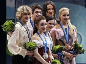 Фотогалерея: Олимпийские танцы