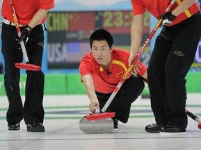 Керлінг: Китай здолав збірну США