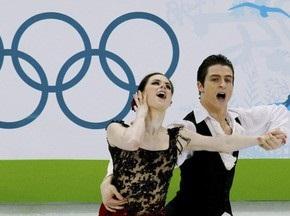 Танцы на льду: Золото у Канады, россияне - третьи