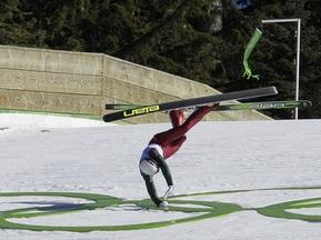 Фотогалерея: Украинское падение на Олимпиаде