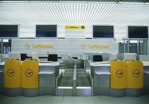 Забастовка пилотов Lufthansa коснулась и Украины