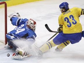 Хоккей: Финны бессильны перед шведами