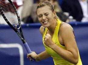 Мемфис WTA: Шарапова пробилась в финал