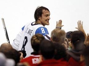 Финны легко обыгрывают Германию. Селянне становится легендой
