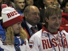 Плющенко проиграл борьбу за золото