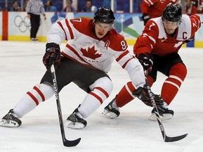 Хоккей: Канада с трудом победила Швейцарию