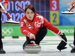 Керлінг: Росіянки здобувають першу перемогу