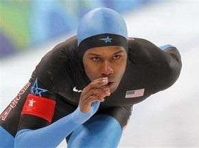 Конькобежный спорт: Дэвис подтверждает статус Олимпийского чемпиона