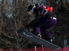 Сноуборд: Рікер здобуває золото в борд-кросі