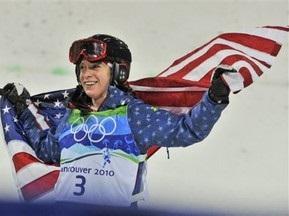 Фристайл: Американка Ханна Кирни стала Олимпийской Чемпионкой