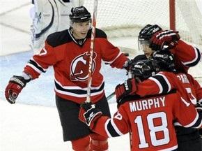 NHL: Дьяволы устроили разгром Хищникам