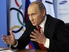 Путин провел телемост с российскими олимпийцами