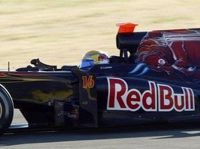 Toro Rosso показывает лучшее время во второй дней тестов в Хересе
