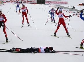 Напередодні Олімпіади. Лижні гонки