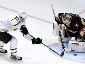 NHL: Чорні Яструби обіграли Зірок з Далласа