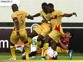Сборную Бенина распустили из-за неудач на КАН-2010