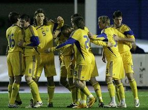 Україна зіграє товариський матч з Італією або Німеччиною