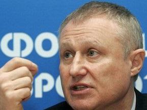 Суркис: Луческу был лучшим вариантом для сборной Украины