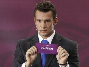 Фотогалерея: Евро-2012. Жребий брошен