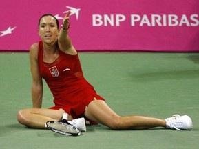 FedCup-2010: Клейбанова уступила Янкович