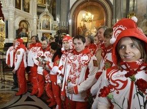 Россия огласила медальный план на Ванкувер-2010