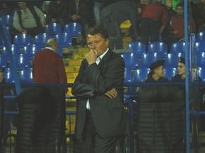 Маркевич прибыл на исполком ФФУ