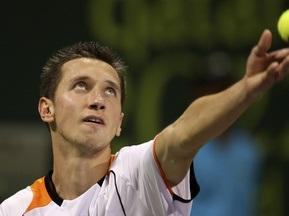 Стаховский снялся с турнира в Загребе