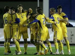 Сборная Украины сыграет с Ганой, Алжиром и Голландией