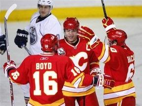 NHL: Огни разгромили Нефтяников