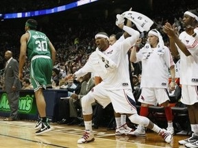 NBA: Бостон опять сел в лужу