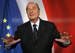 Ширак отказался от предложения Путина возглавить проект South Stream