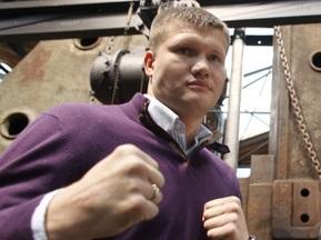 Димитренко отримав шанс поборотися за титул EBU