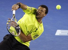 Тсонга складе Федереру компанію у півфіналі Australian Open