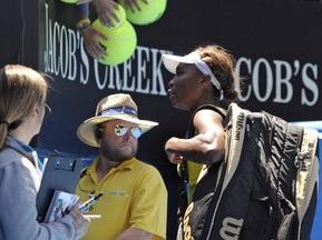 Венус Уильямс: В теннисе нужно уметь завершать игру