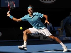 Australian Open: Федерер обыграл Давыденко и пробился в полуфинал