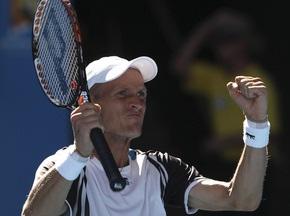 Australian Open: Давыденко пробился в четвертьфинал
