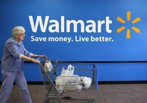 Wal-Mart сократит десять тысяч сотрудников