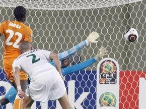 КАН-2010. Алжир - Кот-д Ивуар: порядок бьет класс