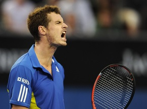 Australian Open: Мюррей легко преодолел третий круг