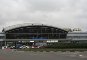 В 2009 году аэропорт Борисполь сократил пассажиропоток на 13%