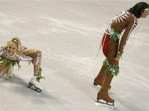 ЧЕ-2010: Домнина и Шабалин сохраняют лидерство после двух танцев
