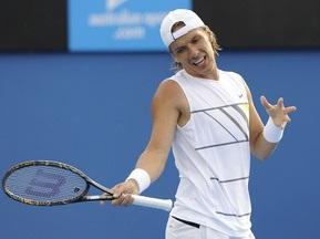 Australian Open: Сергєєв програв Вердаско