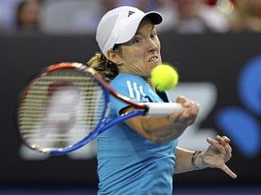 Australian Open: Энен обыграла Дементьеву