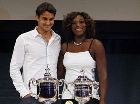 Федерер и Серена Уильямс возглавили посев на Australian Open