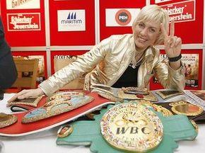Названа лучшая женщина-боксер