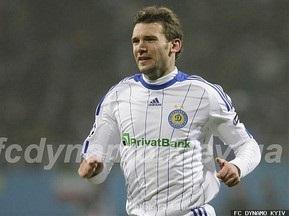 Шевченко покинул расположение Динамо из-за травмы